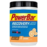 Powerbar Recovery Powder Canister Orange, 1 Canister - Men's