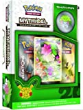 Pokemon SHAYMIN Mythical Collection Generations Booster Packs Box Set - 2 booster packs + promos