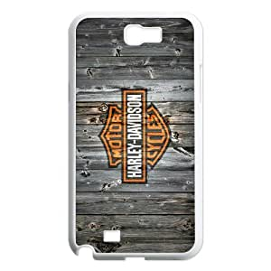 DIY Stylish Printing Harley Davidson Cover Custom Case For Samsung Galaxy Note 2 N7100 V6Q752483