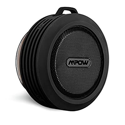 Mpow Buckler Portable Wireless Bluetooth 3.0 Speaker