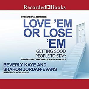 Love 'Em or Lose 'Em, Fifth Edition Audiobook