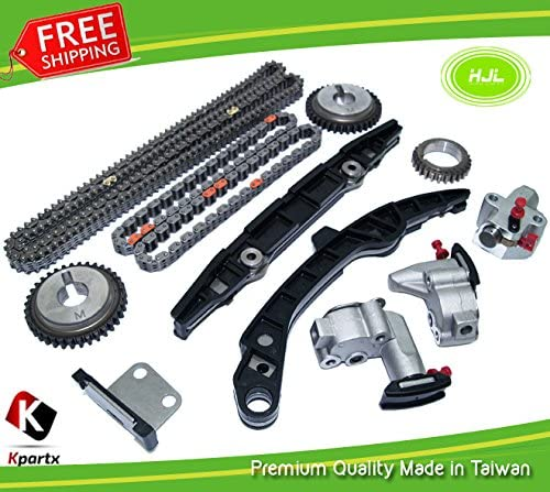 Timing Chain Kit Fits Nissan 370Z Infiniti QX70 G37 M37 3.7 VQ37VHR 2008-14