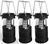 Search : Portable LED Camping Lantern, Lemontec water resistant Ultra Bright 30 LED Lantern for Hiking, Emergencies, Hurricanes, Outages, Storms, Camping (3 AA Batteries)