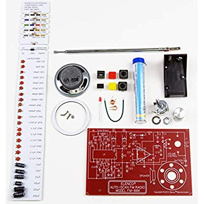 Elenco  FM Radio Kit: Toys & Games