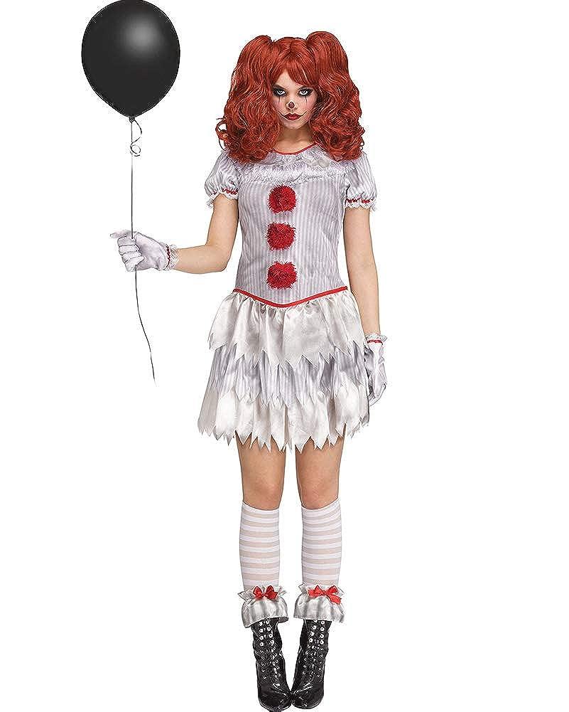 Fun World - Disfraz de Carnevil Femenino para Adulto: Amazon.es ...