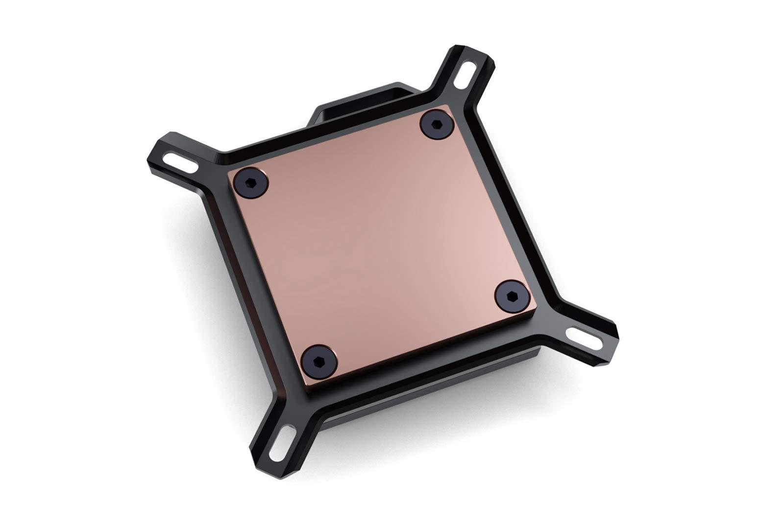 EKWB EK-Velocity CPU Waterblock, Intel CPU, Copper/Acetal