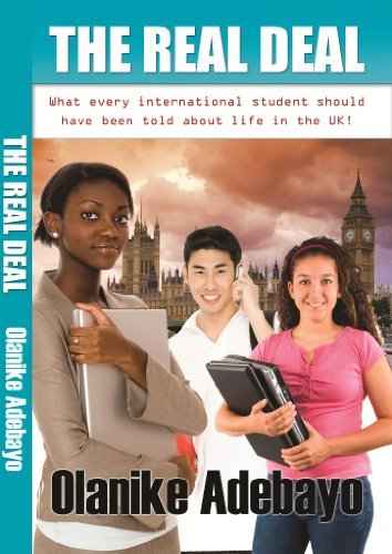Students Guide To The Uk The Real Deal True Stories Book 6