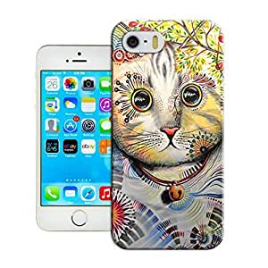 LarryToliver Customizable Cats and tigers Cheap unique iphone 5/5s Case Durable Case Cover by lolosakes