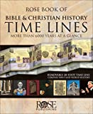 Rose Book of Bible and Christian History Time Lines, Rose Publishing, 1596360844