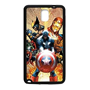 The Avengers superman Cell Phone Case for Samsung Galaxy Note3