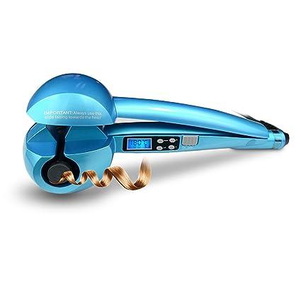 Rizador automático de la magia del bigudí automático digital rizador de pelo profesional rizador de pelo
