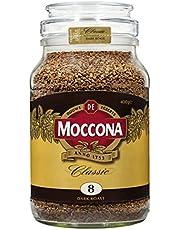 Moccona Classic Dark Roast Freeze Dried, 400 g