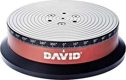 DAVID TT-1 Automatic Turntable by DAVID Vision Systems