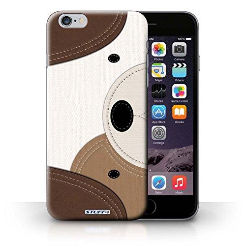 Etui / Coque pour iPhone 6+/Plus 5.5' / Chien conception / Collection de Cousu des Animaux Effet
