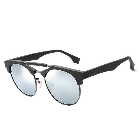 Gafas de Sol polarizadas de Montura Grande de Placa Gafas de ...