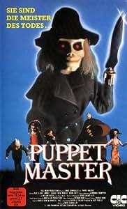 Amazon.com: Puppet Master [VHS]: Paul Le Mat, William ...