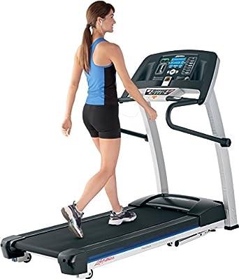 Life Fitness Cinta de Correr F1 Smart: Amazon.es: Deportes y aire ...