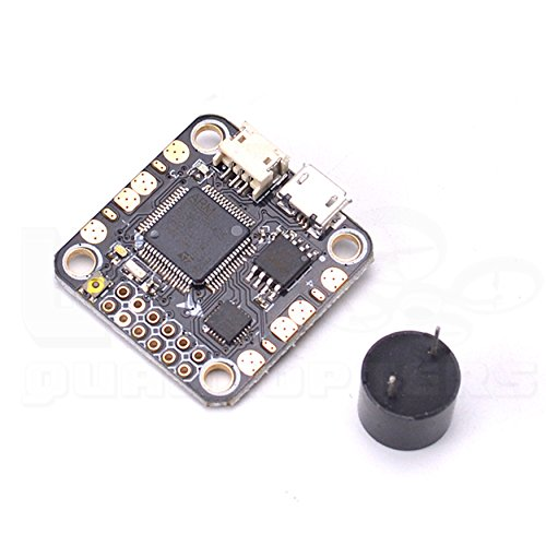 USAQ Mini F4 Flight Controller Betaflight with Built-In PDB 5V BEC for Micro Racing For Sale