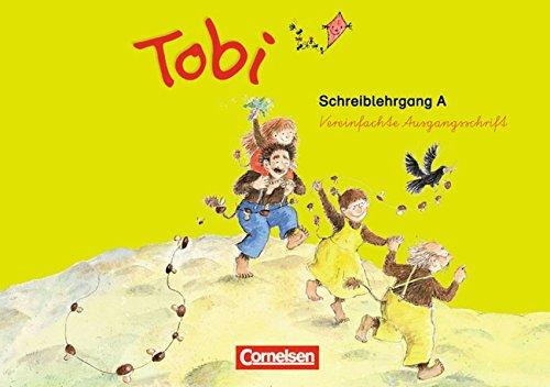 Buch Tobi - Zu allen Ausgaben: Schreiblehrgang A in ...