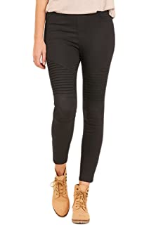 26533f1db84 Umgee Women s Distressed Jeggings Leggings in Reg and Plus at Amazon ...