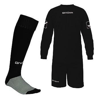 Givova Capo – Equipación de fútbol – Calcetines para hombre pantalones cortos para hombre Boys,