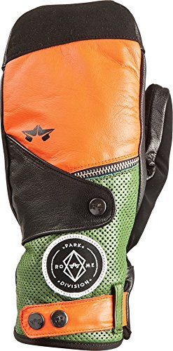 Rome Snowboards Men's Bowery Mitt Gloves