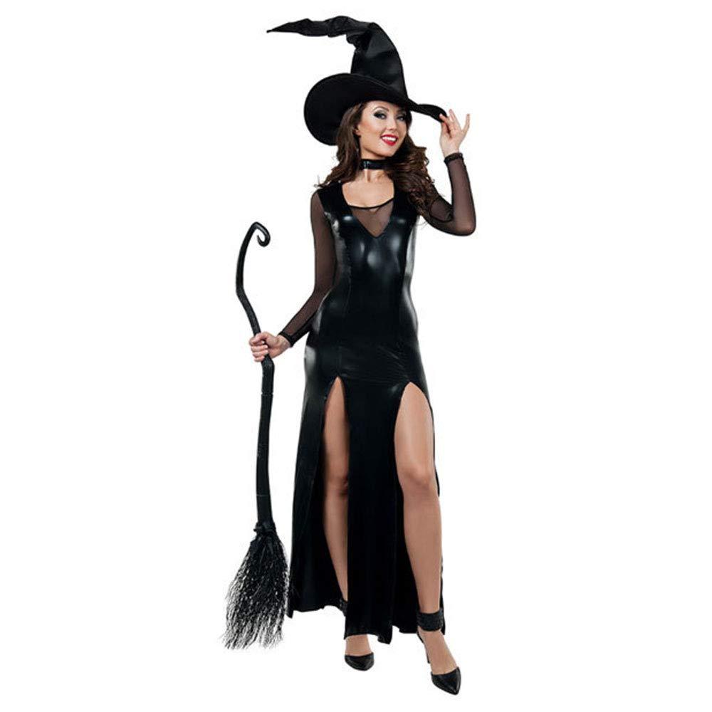 Edelehu Halloween Costume Cosplay Tunica Hooded Robe con Cappuccio Mantello Cappa Medievali Festa delle Vacanze Attrezzature