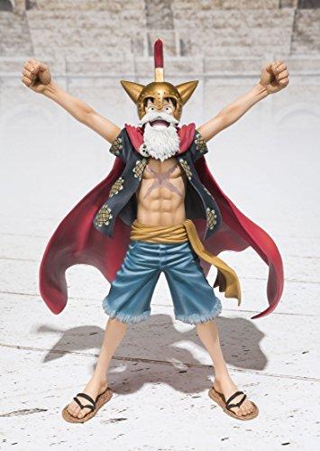 "Bandai Tamashii Nations FiguartsZERO Gladiator Lucy ""One Piece"" Action Figure"