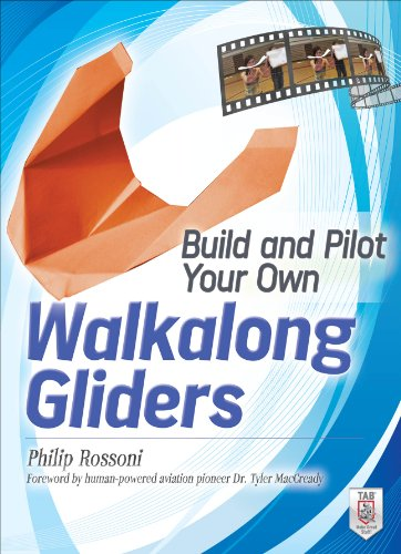 Build and Pilot Your Own Walkalong Gliders (Build Your Own) cover