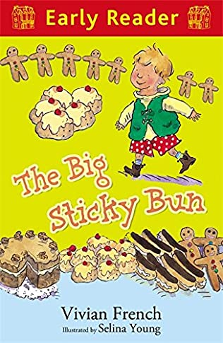 book cover of The Big Sticky Bun