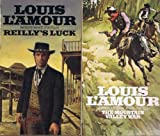img - for Louis L'Amour - Five Softbound Books: Mountain Valley War, Empty Land, Killoe, Reilly's Luck and Iron Marshall book / textbook / text book