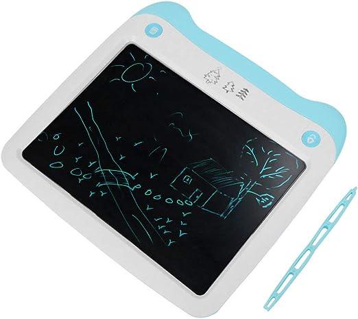 スマートライティングボード、8.5インチLCDグラフィックタブレット、大人用LED(LCD handwriting board (blue))
