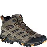 Merrell Mens Moab 2 Vent Mid Hiking Boot