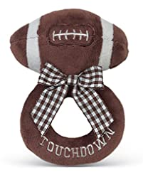 Bearington Baby Touchdown Plush Football...