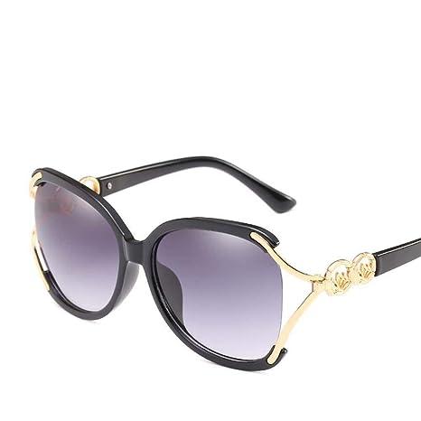 OIBHFO Home Gafas de Sol para Hombre Mujeres Sol Espejo ...
