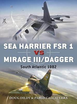 Sea Harrier FSR 1 vs Mirage III/Dagger: South Atlantic 1982 (Duel)