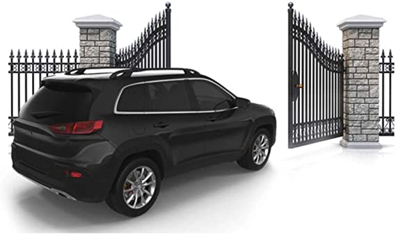 CP3-100 Vehicle Sensor Kit Exit Wand 100 Feet Car Vehicle detector Automatic Gate release Free Exit device
