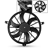 For CH3115110 Radiator AC A/C Condenser Cooling Fan Assembly For 1999-2003 Jeep Grand Cherokee 00 01 02