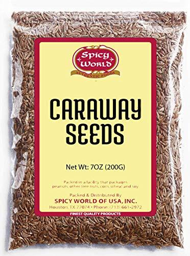 - Caraway Seeds 7oz
