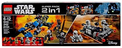 LEGO Star Wars  66556 2 in 1 Star Wars 66556