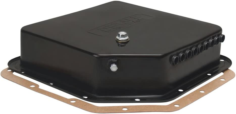 Derale 14200 Transmission Cooling Pan for GM Turbo 350