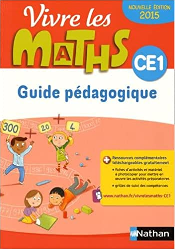 Télécharger en ligne Vivre les maths CE1 epub, pdf