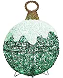 NOMA/INLITEN-IMPORT Lawn Ornament, 24-Inch, Green