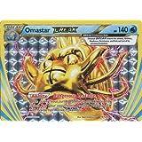 Pokemon - Omastar Break (19/124) - XY Fates Collide - Holo