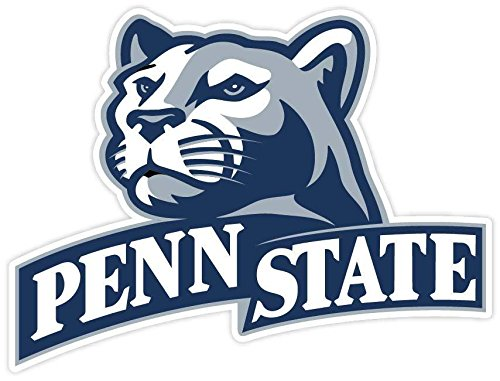 Edwin Group of Companies Penn State Lions Vinyl Sticker Decal 5 Sizes Cornhole Wall Car Truck (4