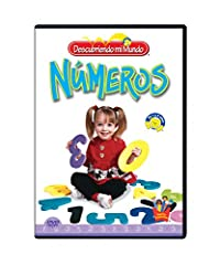 Same great First Impressions DVD subject, but translated in 100% Spanish. First Impressions numbers introduces children to numbers 1-20 and touches on basic addition and subtraction in a format designed to nurture your child's early learning ...