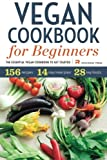 The Vegan Cookbook for Beginnerswas made for the everyday cook who wants to add delicious vegan meals into their diet and experience amazing health results. Plant-based meals celebrate the rich, natural flavors of fruits, vegetables, and nuts, and c...