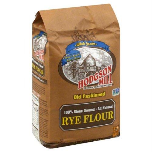 (Hodgson Mill Flour Rye, 5 lb)