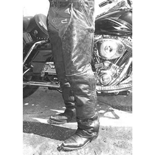 Insulated Motorcycle Chaps - 4