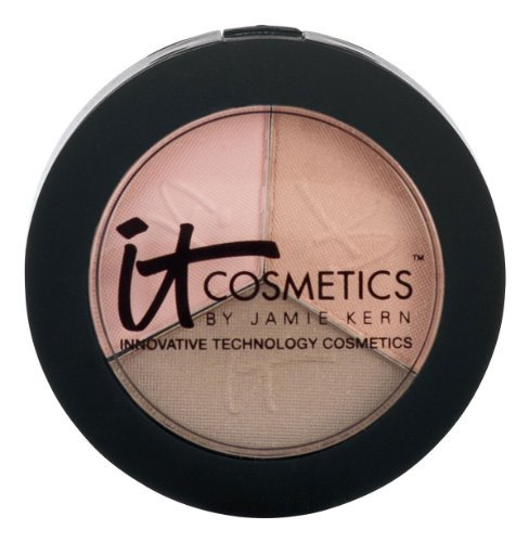 Luxe High Performance Eye Shadow Trio by It Cosmetics - Luxe Matte